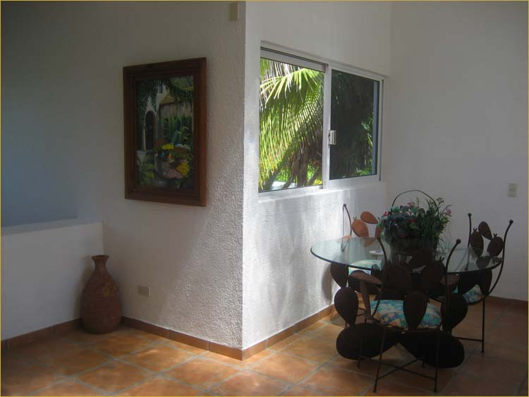 4 Bedrooms each with private ensuite bathroom Akumal Villa Akumal Mexico Vacation Rentals Casa Beachfront